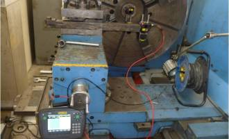 Lathes alignment inspection & adjustment services